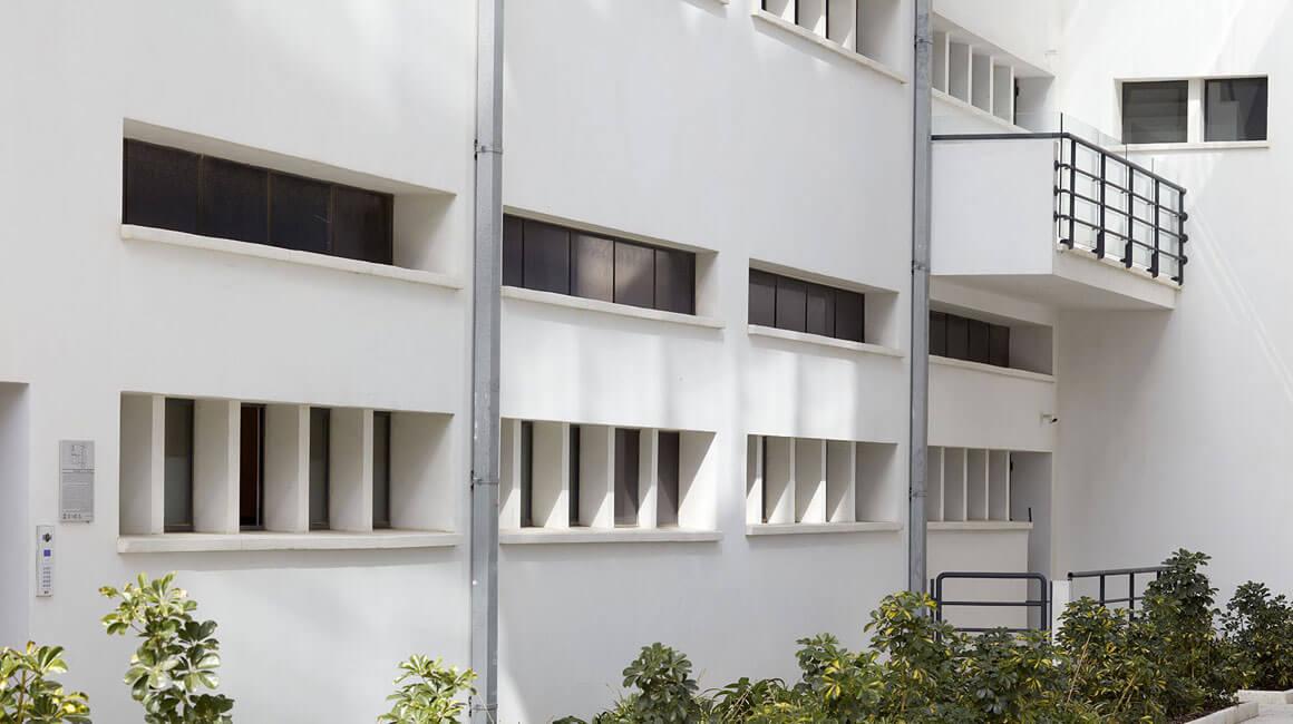 שימור בית חולים אסותא הישן שימור חלונות עץ ודלתות עץ